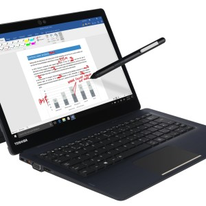 Notebook toshiba convertibile